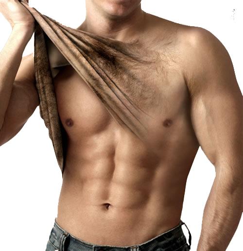 ازالة الشعر بالليزر للرجال