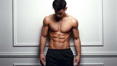 بناء العضلات في المنزل