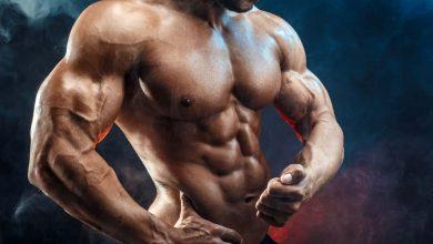 بناء العضلات في ثلاثة أشهر