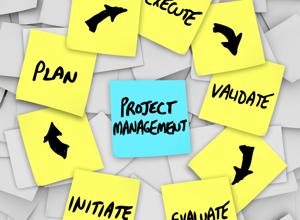 إدارة المشاريع الصغيرة