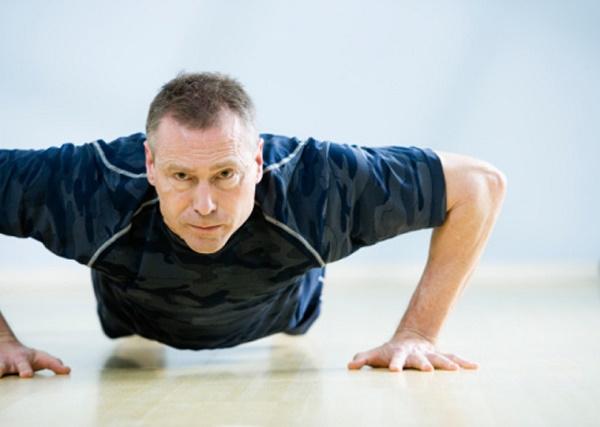 تقوية العضلات بعد الخمسين