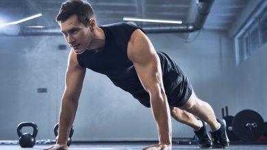 تقوية العضلات للرجال