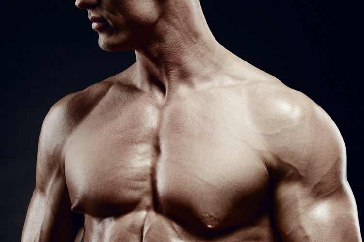 علاج التثدي عند الرجال بالتمارين