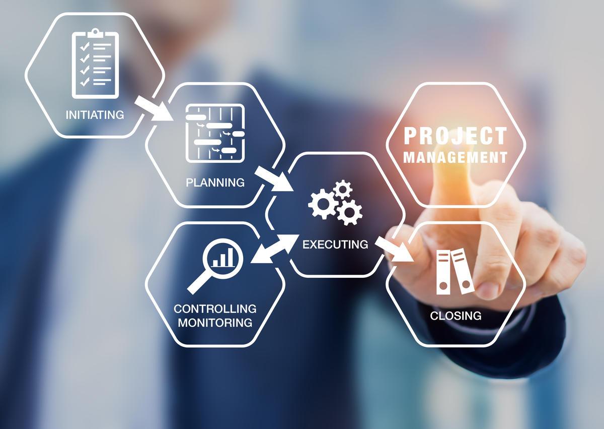 إدارة المشاريع باحترافية كبيرة والحصول على الارباح بطريقة مبسطة جدا